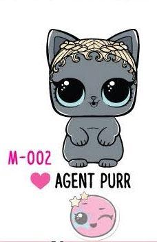 Agent Purr