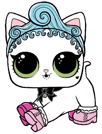 Royal Kitty-Cat