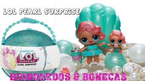 "LOL Pearl Surprise ""LOL PÉROLA"""