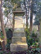 Robert Stephens Cufflin grave