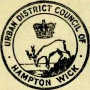 Hamoton Wick UDC Seal