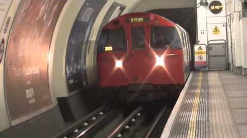 London Underground Observations