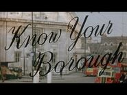 Know Your Borough (1951)