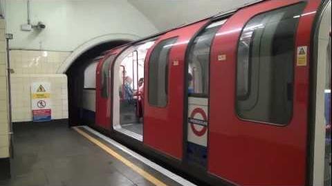 London Underground 2012