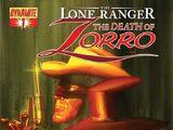 Comics:The Death of Zorro Vol 1 1