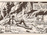 The Lone Ranger (1981 Comic Strip)