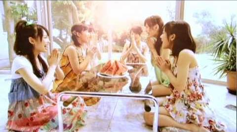 ℃-ute 『暑中お見舞い申し上げます』 (MV)