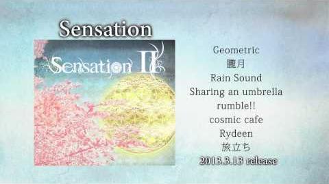 Sensation 「Sensation Ⅱ」 全曲紹介