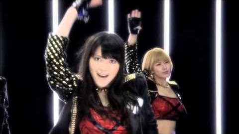 ℃-ute 『Crazy 完全な大人』 (MV)