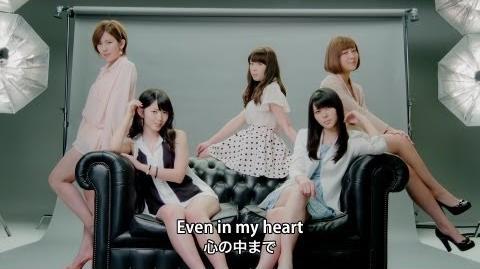 ℃-ute 『悲しき雨降り』 (MV)-0