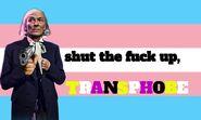 Transphobes die challenge 2
