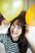 HaSeul NaverxDispatch August 2018