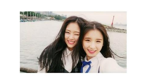 "MV_이달의_소녀_희진,_현진_(LOOΠΔ_HeeJin,_HyunJin)_""My_Sunday"""