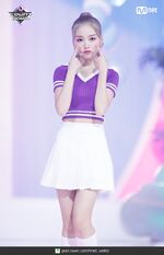 180823 Mcountdown Naver Hi High Go Won 1