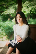 HyunJin Single Poster