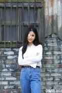200228 Naver LOONA TAM BTS 9 HeeJin