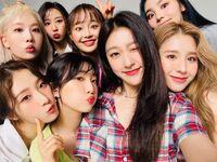 210826 SNS HeeJin, HaSeul, YeoJin, Kim Lip, JinSoul, Choerry, Yves, Chuu