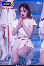 210701 Mcountdown Naver PTT Go Won 3