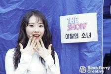 181025 SNS Hi High Diary 3 HaSeul 1