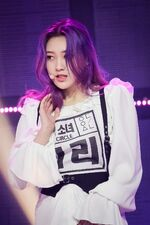 190322 Show Champion Stage Butterfly Choerry 3