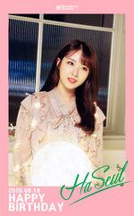 200818 SNS HaSeul Birthday