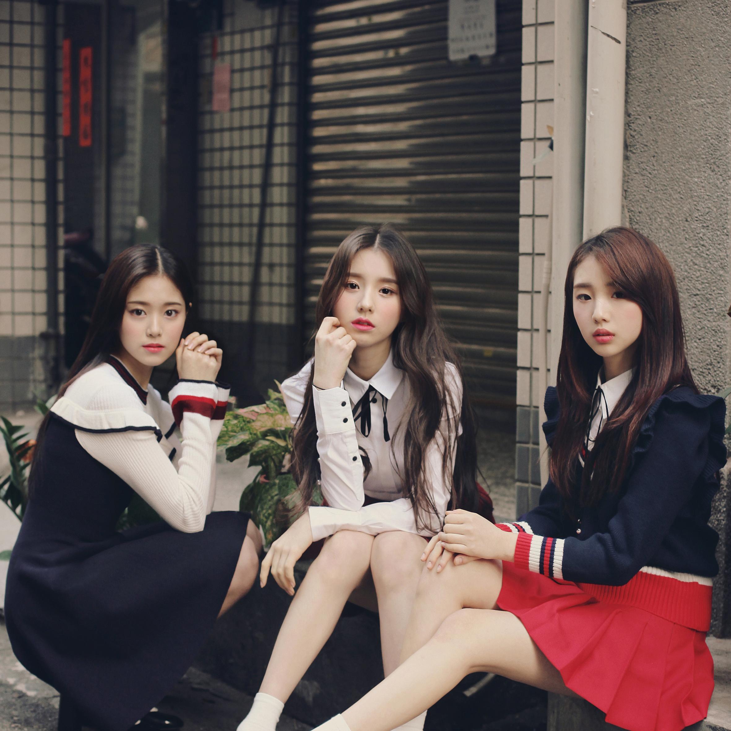 3Jin YeoJin debut photo.png