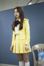 170402 SNS Inkigayo Diary HaSeul 1