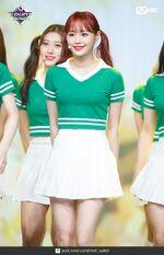 180830 Mcountdown Naver Hi High Chuu
