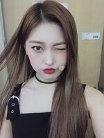 200312 SNS LOONA First Win Choerry 1