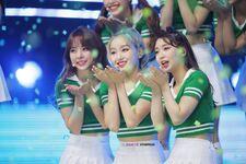 180904 THE SHOW Stage Hi High YeoJin ViVi Go Won