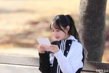 201229 Naver Running Girls Recording BTS 6
