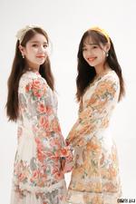 The Star Magazine (HeeJin, Chuu) BTS 2