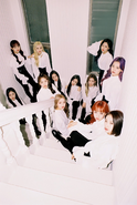 X X Promotional Picture LOONA 3