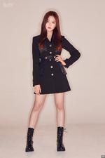 Hash Jacket Photo B HyunJin