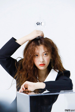 Choerry Marie Claire BTS 2