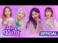 """-MV- 이달의 소녀 (여진, 김립, 최리, 고원) X 코코몽 """"얌얌(Yum-Yum)"""""""