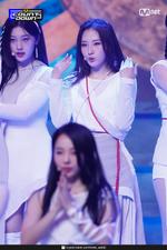 210701 Mcountdown Naver PTT HaSeul 1