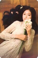 HyunJin single Photocard 2