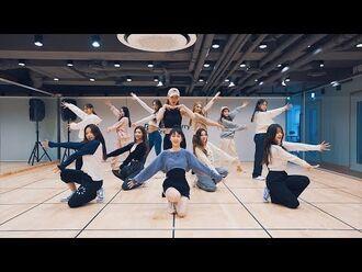 "LOONA(今月の少女) ""HULA HOOP"" Dance Practice Video"