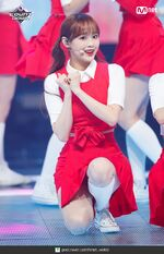181004 Mcountdown Naver Hi High Chuu 1