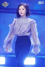 190228 Mcountdown Stage Butterfly HaSeul