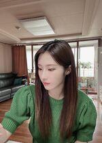 211018 SNS HaSeul 1