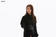 LOONA Butterfly BTS 17