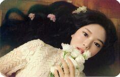 HyunJin single Photocard 1