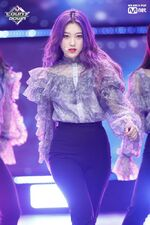 190228 Mcountdown Stage Butterfly Choerry