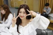 171006 SNS The Show Diary Choerry 2
