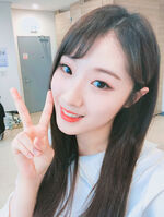 181215 FanCafe 2nd Anniversary HaSeul