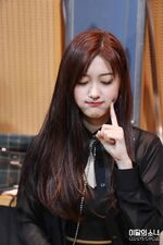 171116 SNS Sweet Crazy Love Diary Choerry 1