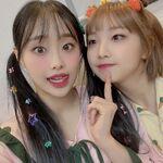 210319 SNS Chuu, YeoJin