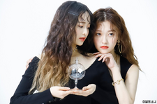 Marie Claire BTS (Choerry, Chuu) 1